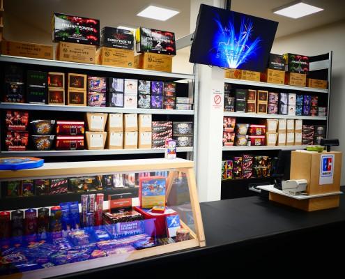 Feuerwerk kaufen in Stuttgart
