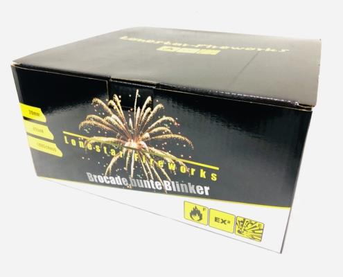 Lonestar 100 Schuss F2 Brokat mit bunten Blinker